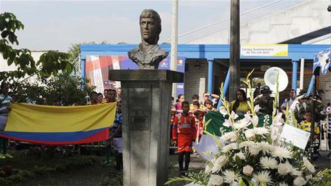 Colombia no olvida a Andrés Escobar