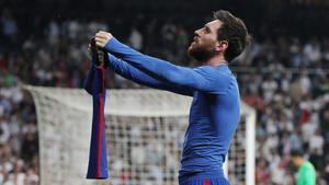 Leo Messi es el indiscutible dominador de la historia de los clásicos entre Barça y Real Madrid