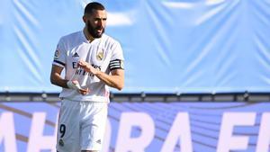 Benzema, zarpazos al Atlético del extranjero más castizo