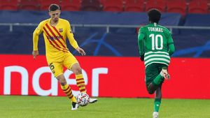 Clément Lenglet destacó la implicación del equipo en la victoria ante el Ferencvaros