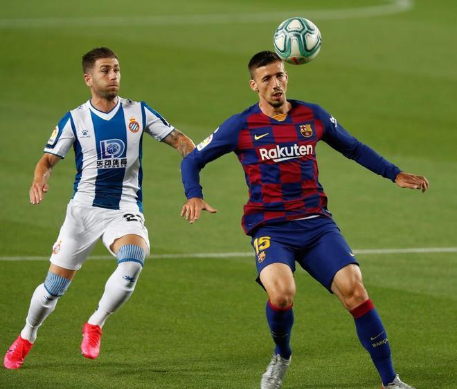 Las mejores imágenes del FC Barcelona 1 RCD Espanyol 0