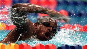 Eric Moussambani, héroe olímpico