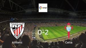Celta squeeze past Athletic Bilbao in 0-2 win