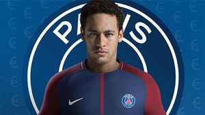 Neymar ya es jugador del PSG