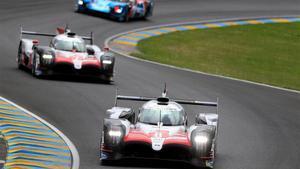 Los Toyota dominan con autoridad en Le Mans