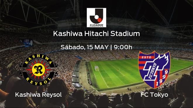 Previa del encuentro: el Kashiwa Reysol recibe en su feudo al FC Tokyo
