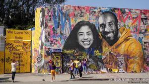 Hoy se cumple un año de la trágica muerte de Kobe Bryant y su hija Gianna