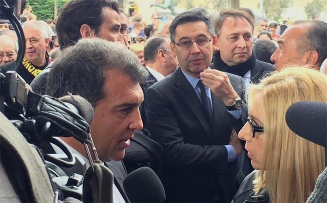 Laporta reacciona de inmediato al pacto del Barça por el caso Neymar