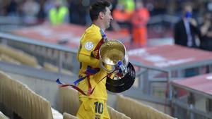 Messi, el hombre récord del FC Barcelona y de la Copa del Rey