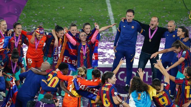 Lluís Cortés: Hoy podemos decir que somos campeona de Europa