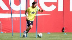 El Barça vuelve a los entrenamientos