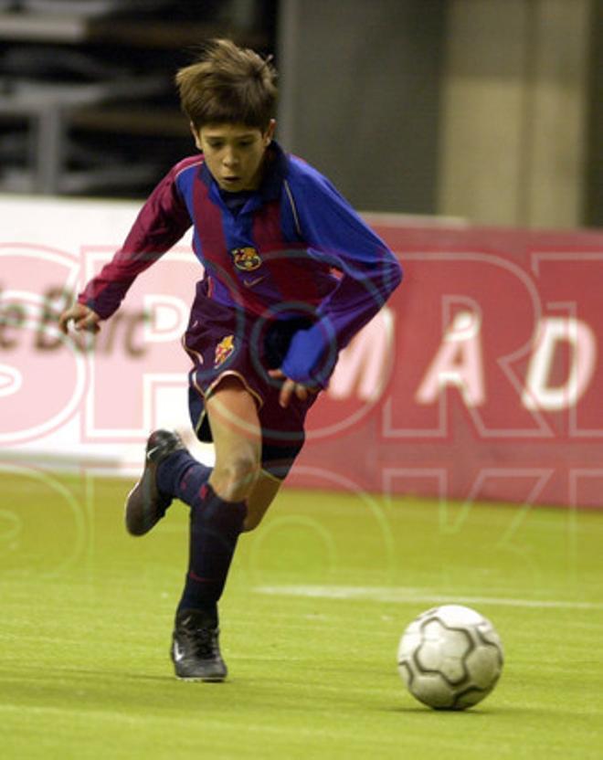 6.Jordi Alba 2001-02