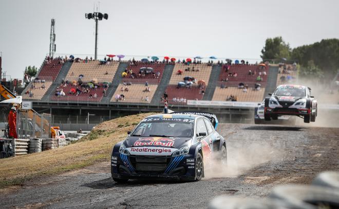 Las espectaculares imágenes del World Rallycross RX Catalunya