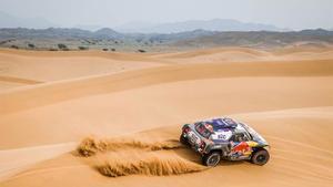 Peterhansel gana el Dakar en coches